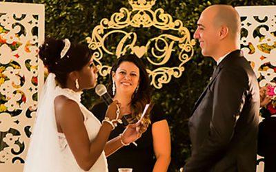 Casamento da Carla e do Felipe