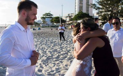 Casamento da Paola e do André