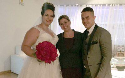 Casamento da Thais e do Anderson