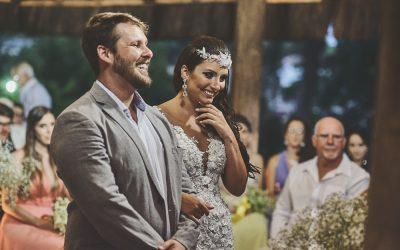 Casamento da Paula e do Thiago