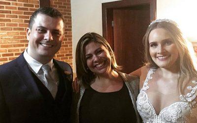 Casamento da Barbara e do Anderson