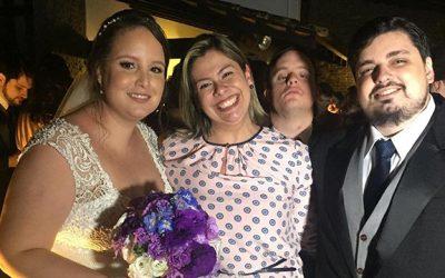 Casamento da Diana e do Raphael