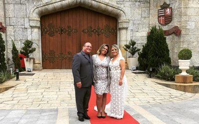 Casamento da Luciana e do Lucio