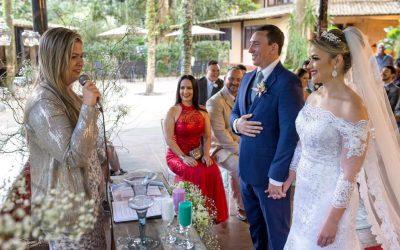 casamento da Tatyane e do Fernando