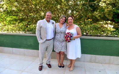 Casamento da Luiza e do Sandro