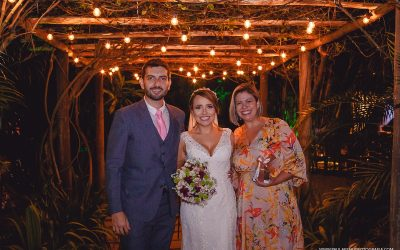 Casamento da Ivyla e do Renan