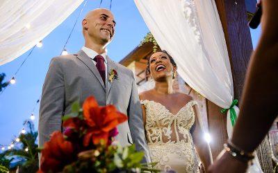 Casamento da Patricia e do Igor